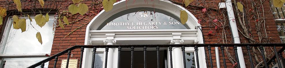 T. J. Hegarty Office